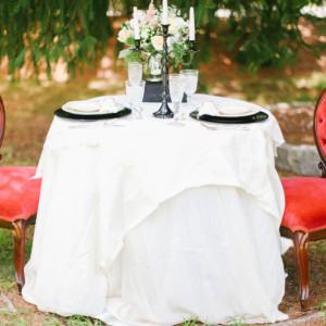 Vintage Estate Wedding I New Jersey Wedding Planner I Jersey Shore Wedding Planning I Wilson Hall I Wedding Table
