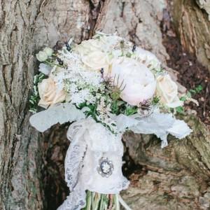 Vintage Estate Wedding I New Jersey Wedding Planner I Jersey Shore Wedding Planning I Wilson Hall I 1920s Wedding Wedding Bouquet