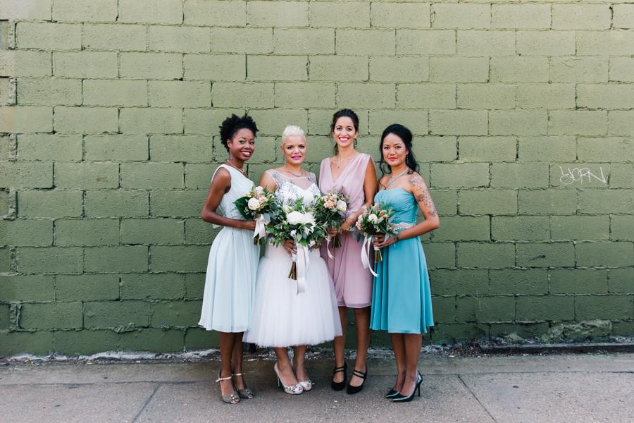 Artistic Boho Wedding I New Jersey Wedding Planner I Jersey Shore Wedding Planning I Bridal Party