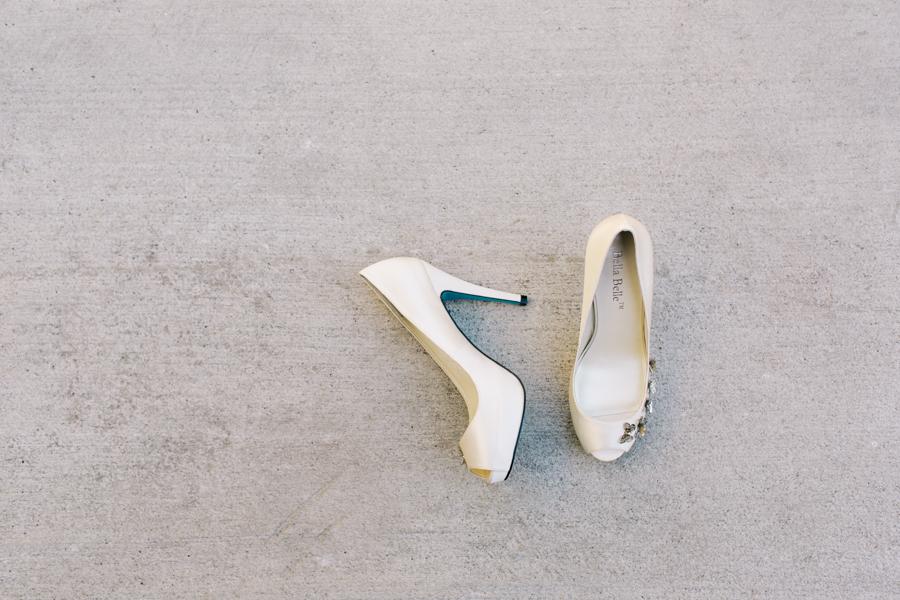 Artistic Boho Wedding I New Jersey Wedding Planner I Jersey Shore Wedding Planning I Wedding Shoes