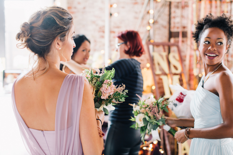 Artistic BohoWedding I New Jersey Wedding Planner I Jersey Shore Wedding Planning I Bridesmaids