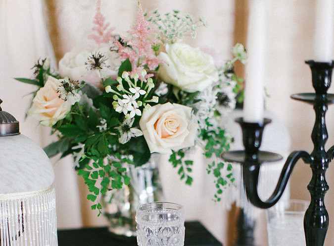 Dee Kay Events - Modern Vintage Wedding - 1920s Wedding