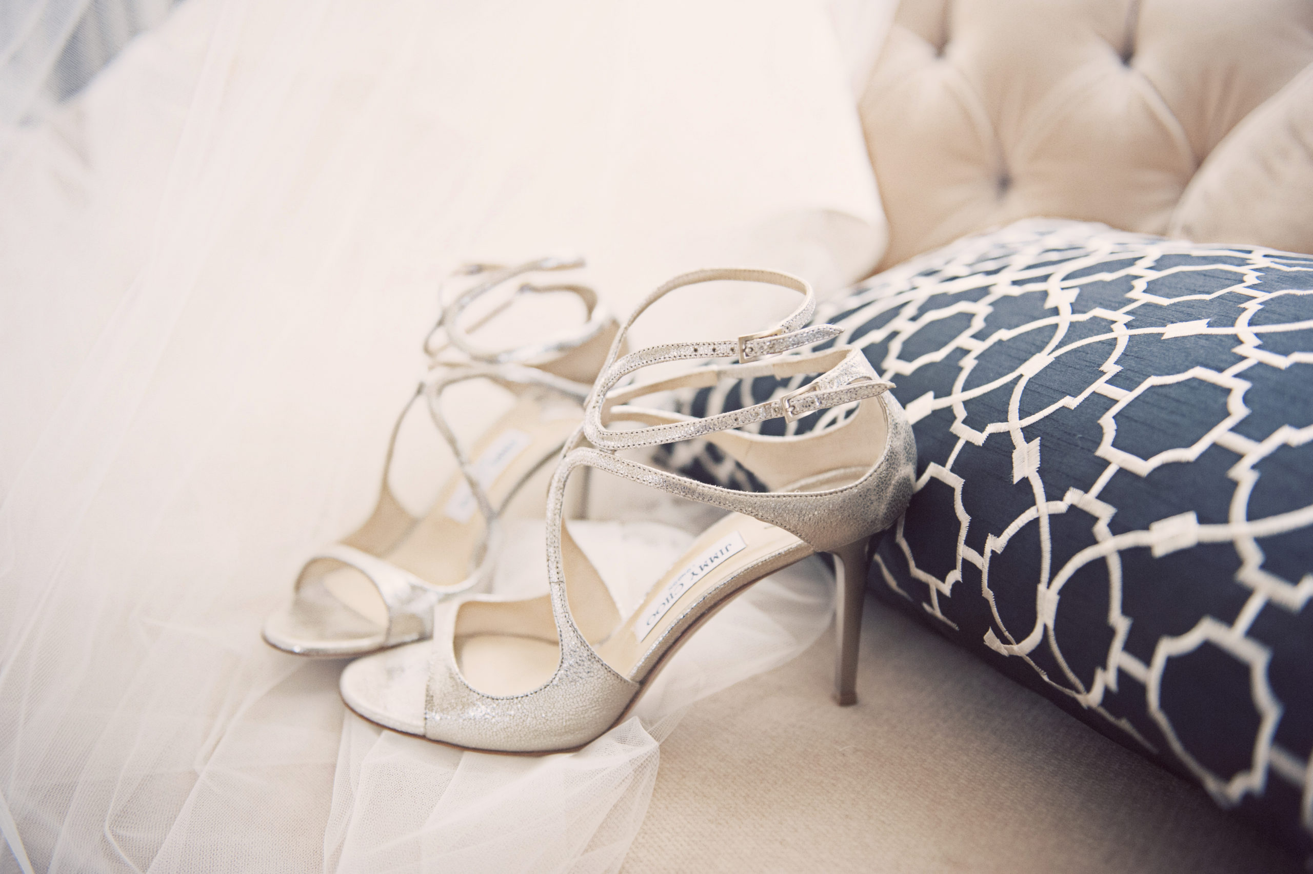 Classic Hollywood Wedding California I Dee Kay Events I New Jersey Wedding Planner I Wedding Shoes
