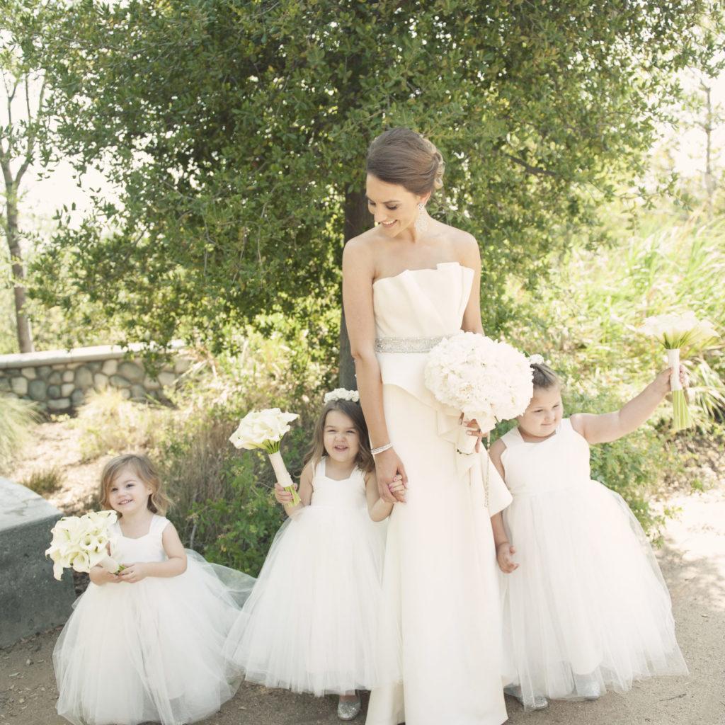 Classic Hollywood Wedding California I Dee Kay Events I New Jersey Wedding Planner I Bridal Dress