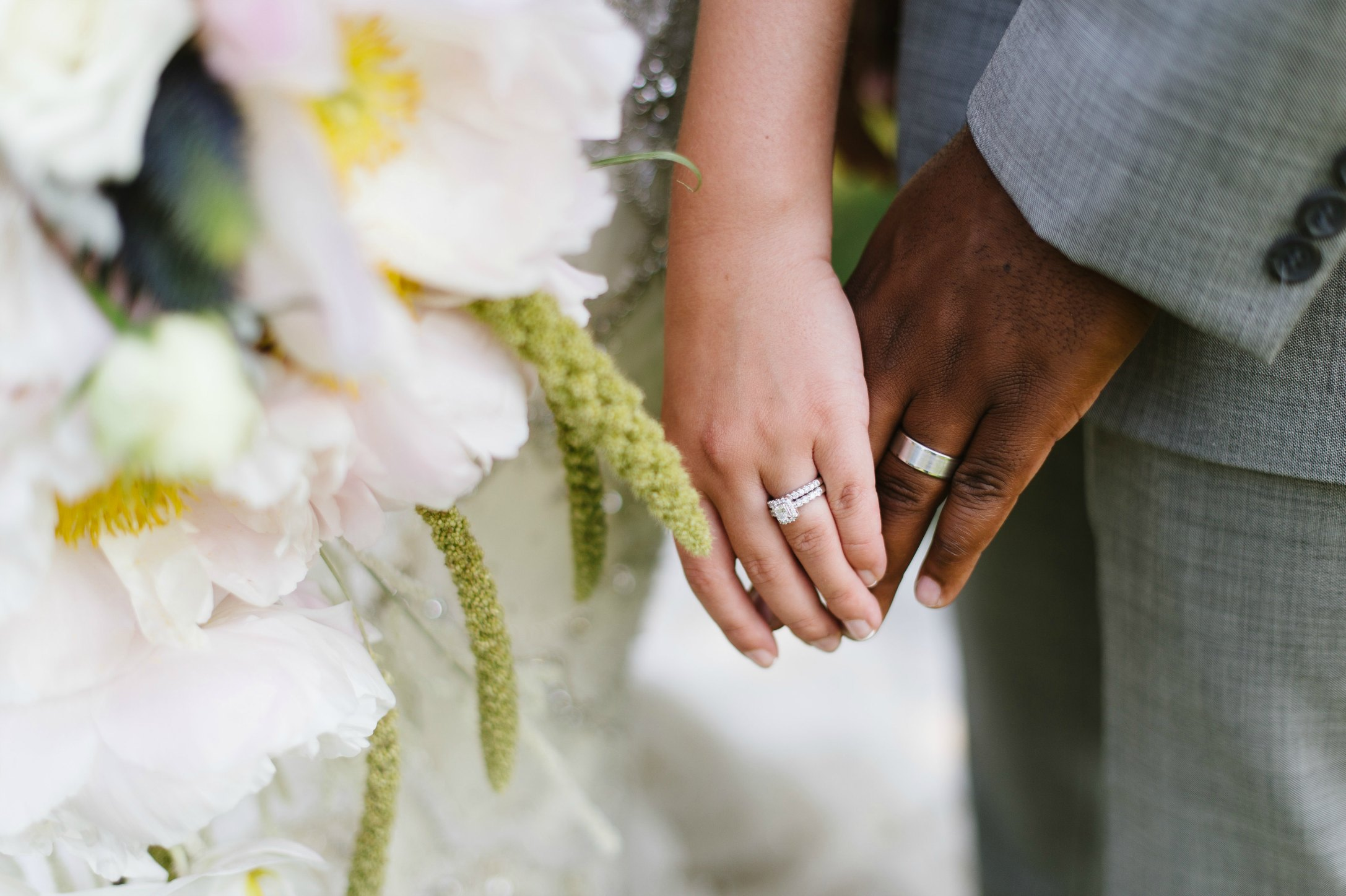 Luxe Shore Wedding | Dee Kay Events ǀ Downtown Annapolis, MD | Carroll House I Wedding Bands