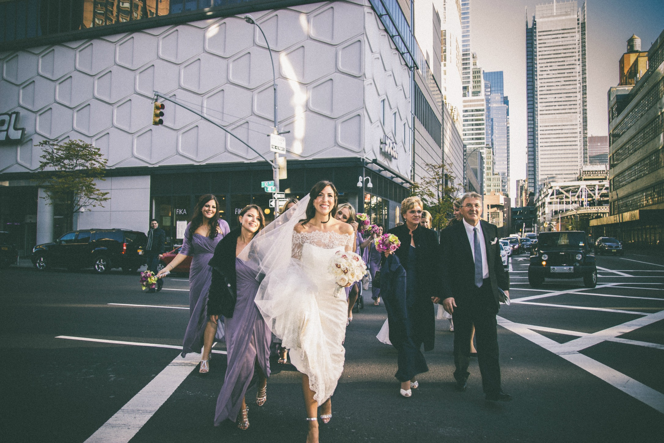 NYC Chic Winter Wedding ǀ Dee Kay Events ǀ Wedding Consultant ǀ Wedding Design I Bridal Party