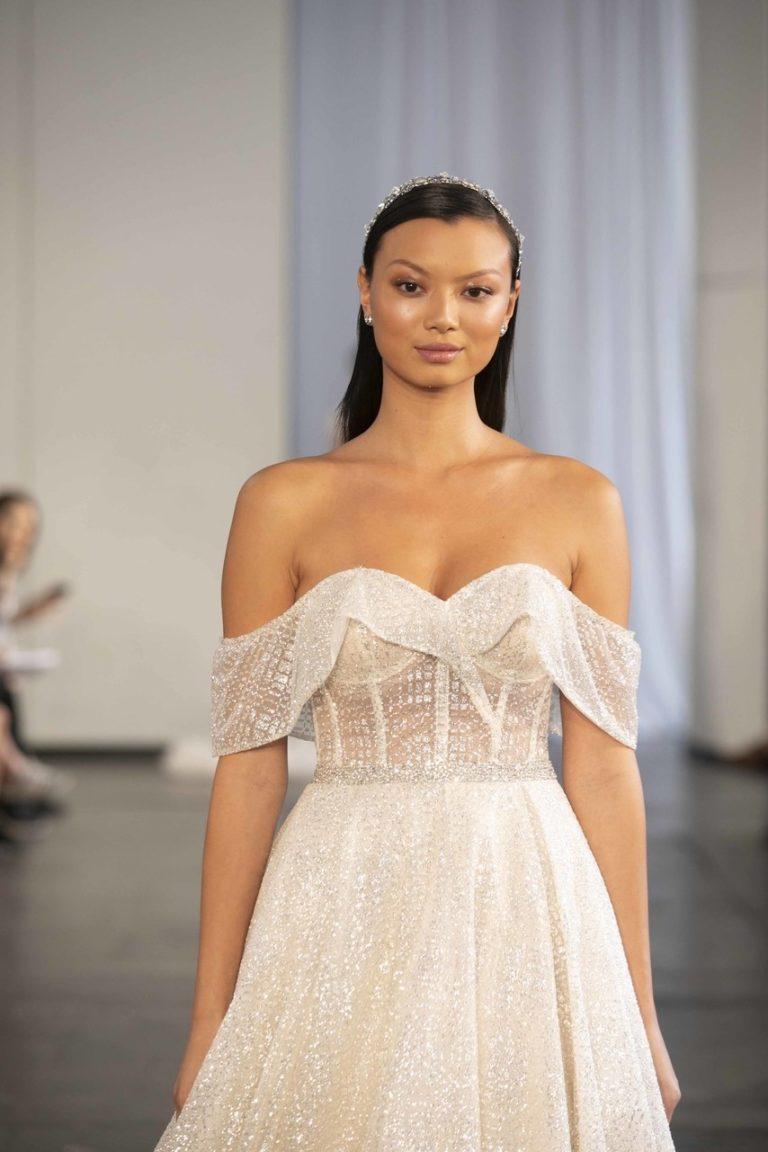 Dee Kay Events | NYC 2018 Bridal Fashion Week | Berta Bridal I Classic Wedding Dress 2020