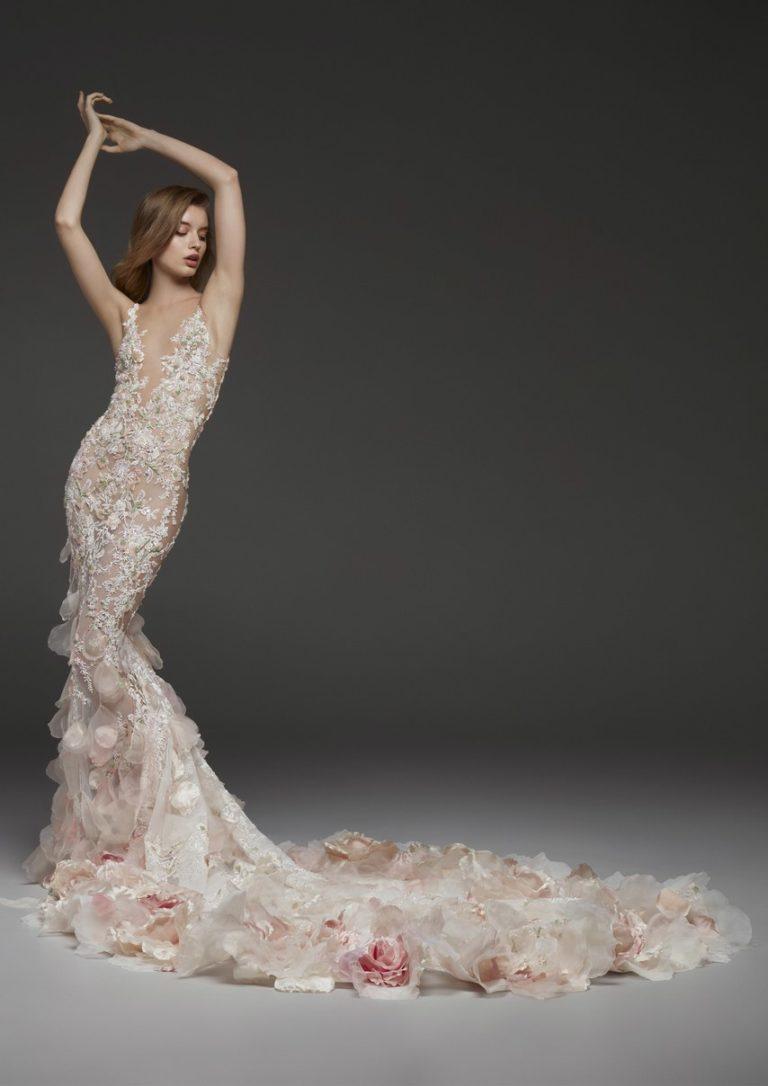 Dee Kay Events | NYC 2018 Bridal Fashion Week | Pronovias I Wedding Gown
