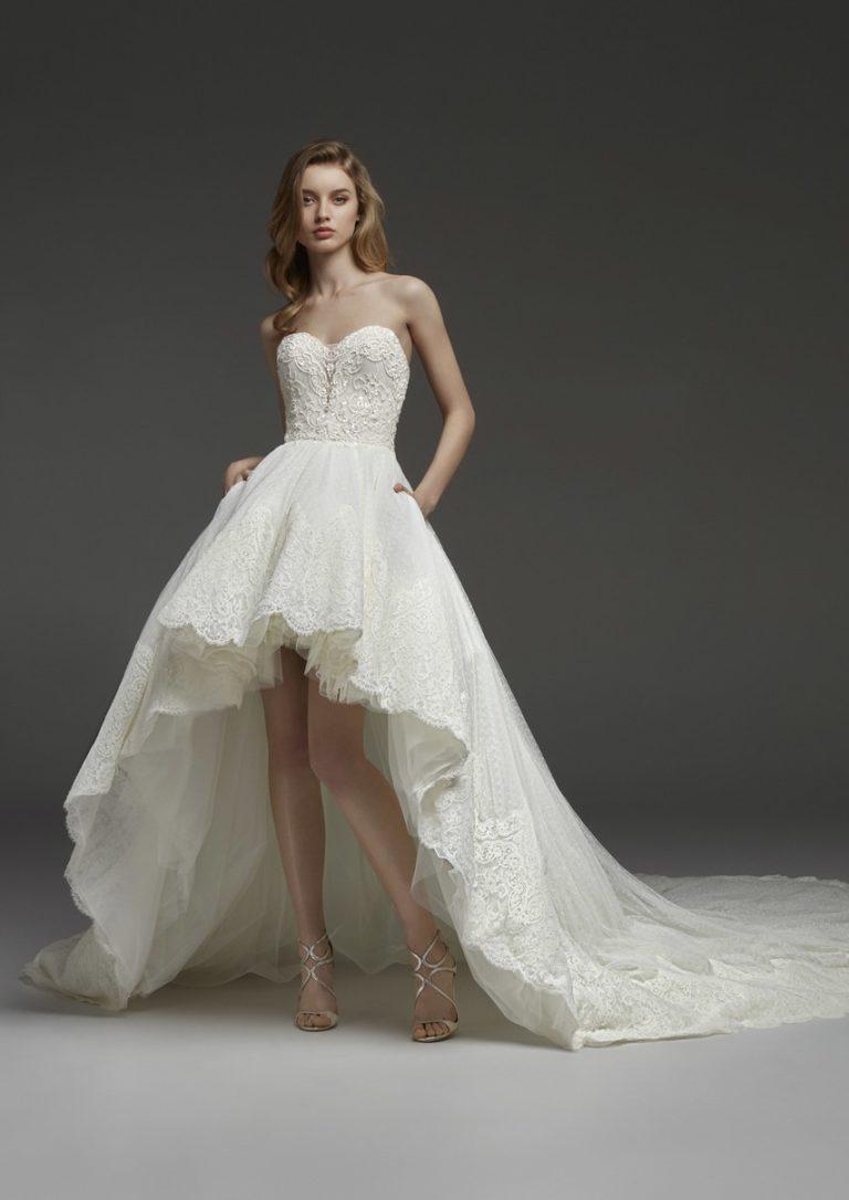Dee Kay Events | NYC 2018 Bridal Fashion Week | Pronovias Bridal I Trendy Wedding Dress