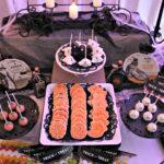 Dee Kay Events   Spooktacular Dessert Table Halloween Bar
